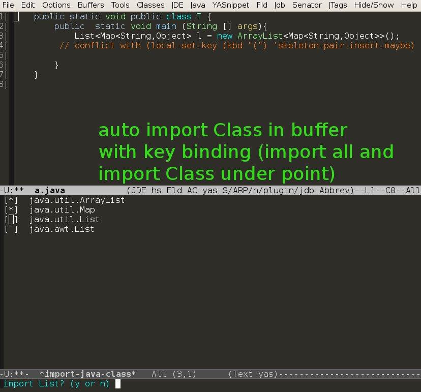 AutoJavaComplete-import2