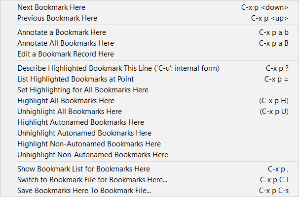 BookmarkPlusBookmarksHereMenu