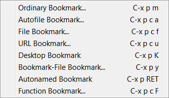 BookmarkPlusBookmarksNewUpdateMenu