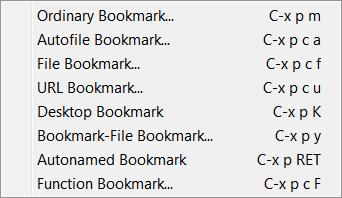 BookmarkPlusBookmarksNewUpdateMenu