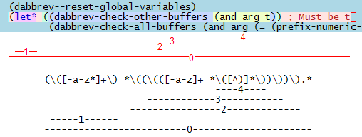 IciclesSearchContextLevelsScreenshot