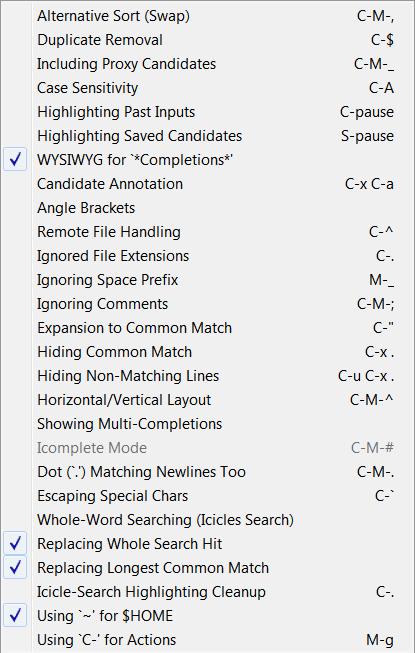 drew-emacs-icicle-Icicles-Options-Toggle-menu
